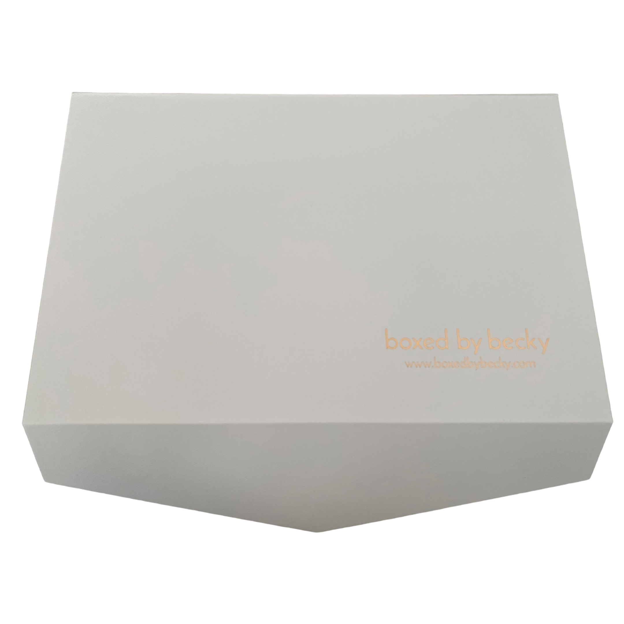 Luxe Magnetic Flap Gift Box