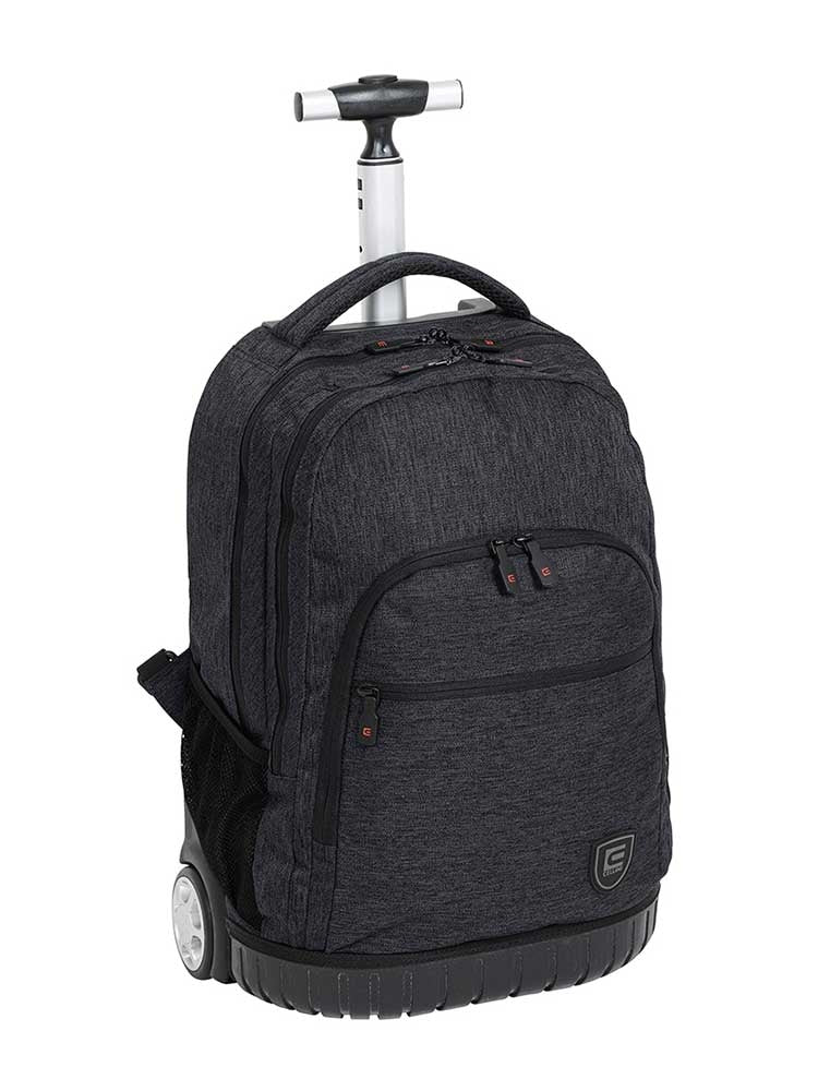 Cellini Trolley Backpack - Anthracite