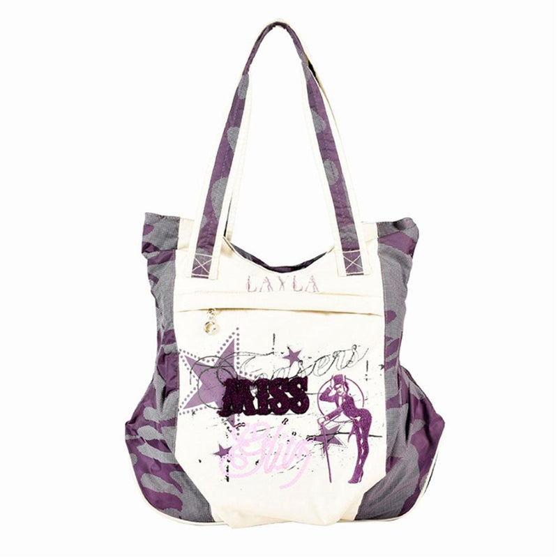 Kiddies lightweight bag with Layla branding - DA-285
