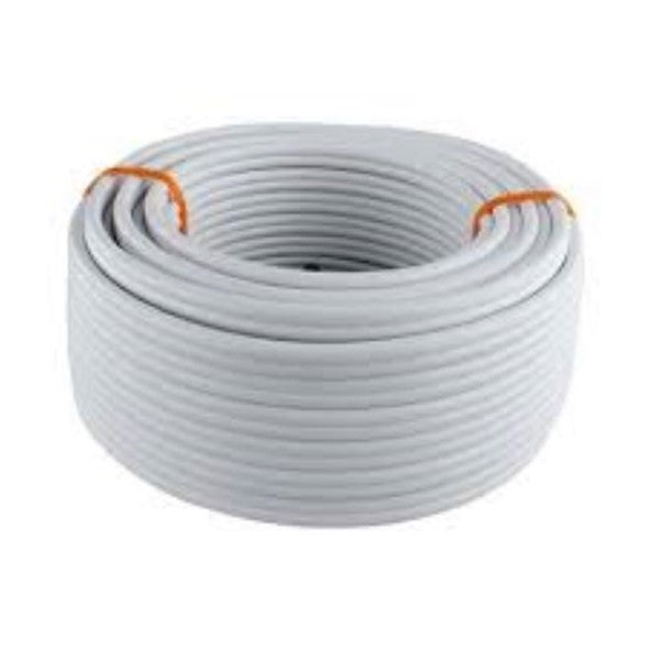 4MM FLAT TWIN + EARTH CABLE 100M ROLL