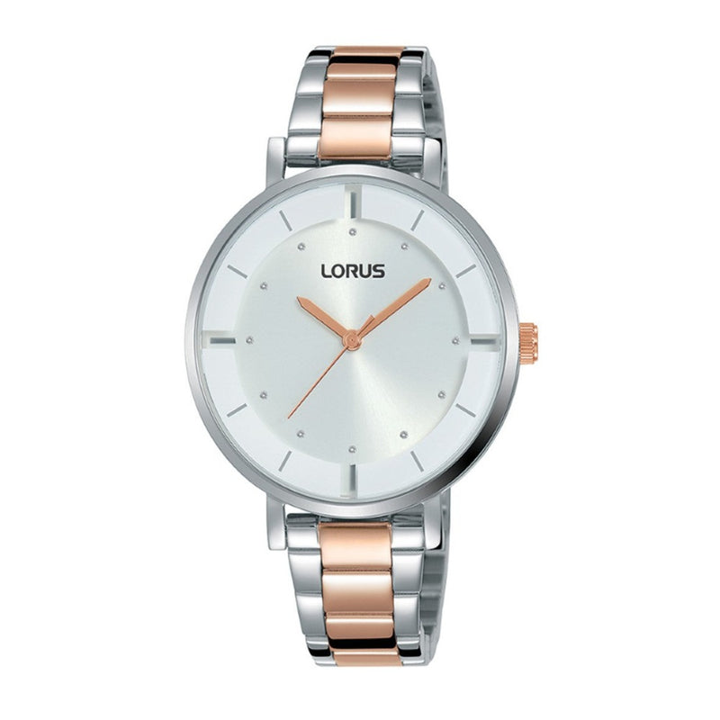 Lorus Stainless Steel Two Tone Dress RH819CX9