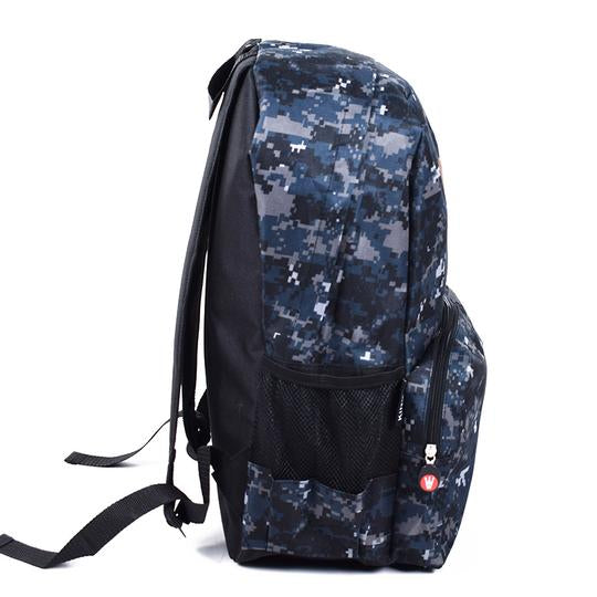 KINGS 18'' Computer backpack Navy Camo