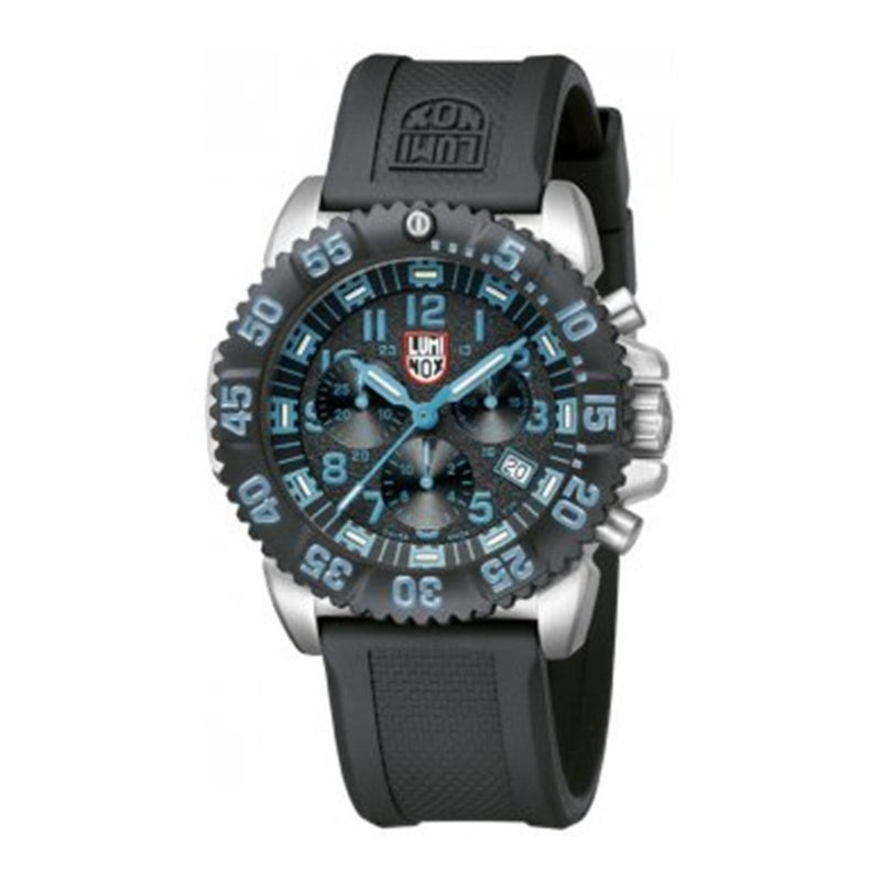 Luminox Navy SEAL Colormark Chronograph Watch A3183