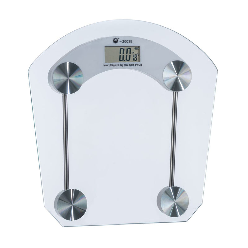 Digital Bathroom Scale Glass 6mm
