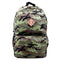 KINGS 18'' Computer backpack Green Camo