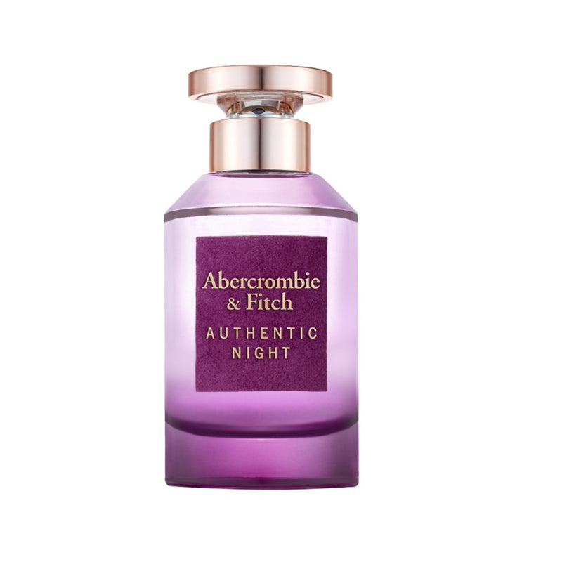 A&F Authentic Night Woman EDP 50ML