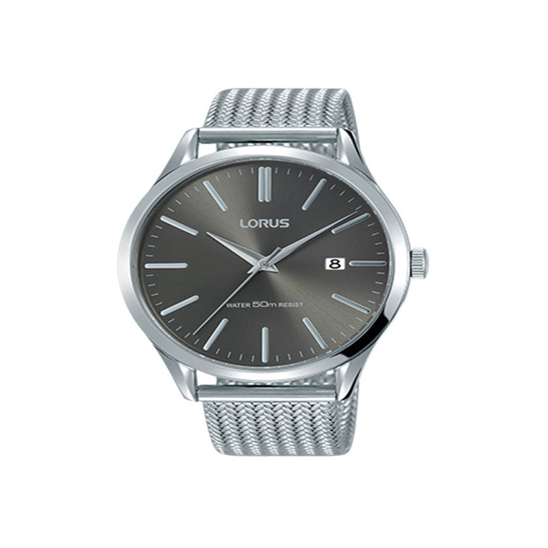 Lorus Gents Dress Stainless Steel Watch - RS927DX9