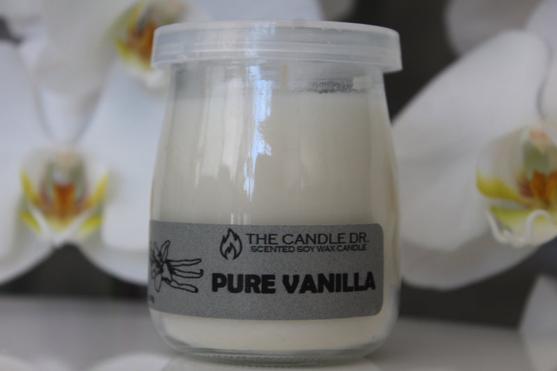 Scented Candle - Vanilla 95g