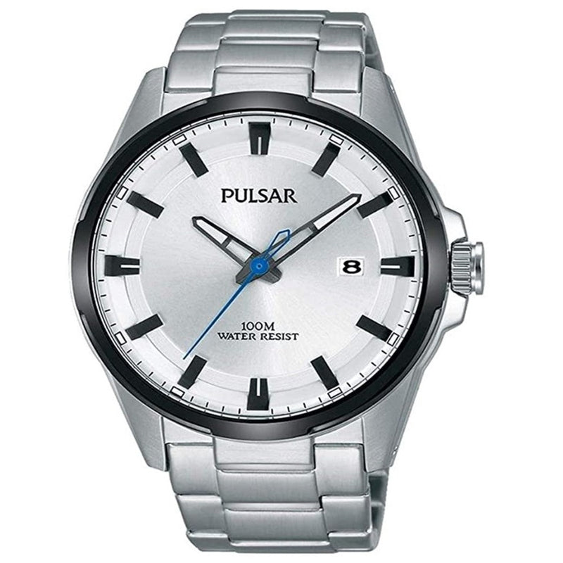 Pulsar Gents stainless steel watch