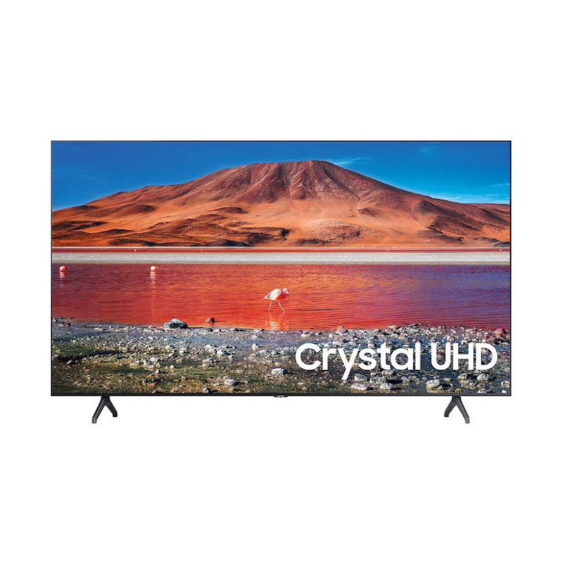 "Samsung 55"" Display Crystal Processor 4KUHD TV"