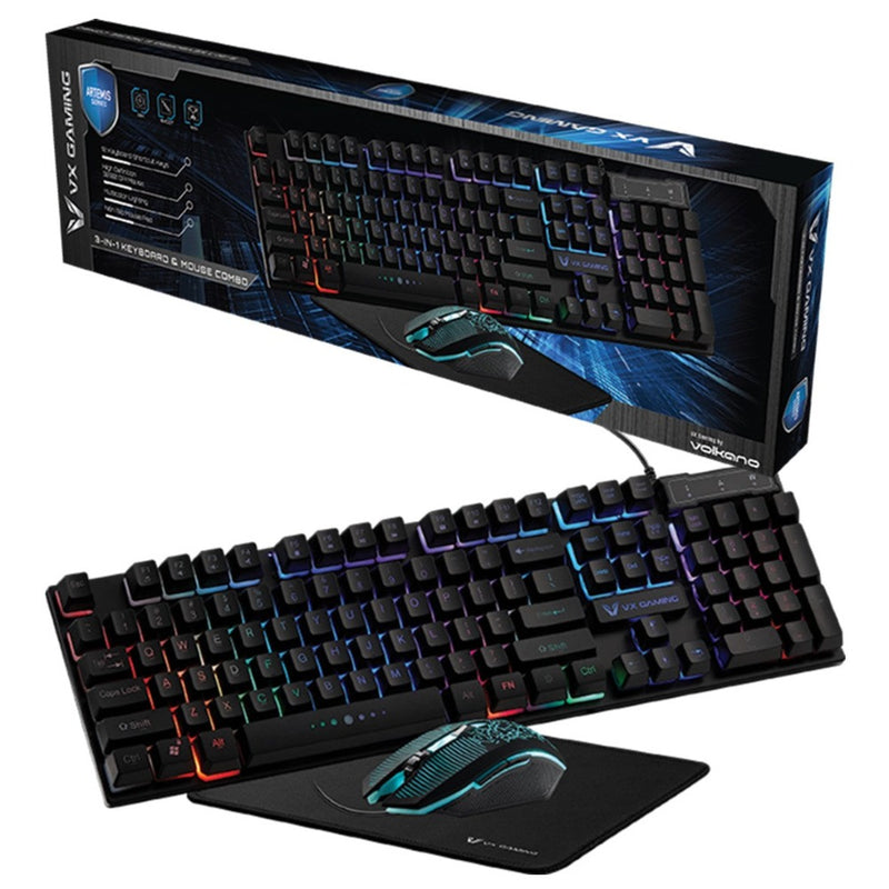 ARTEMIS 3 in 1 Gaming Bundle