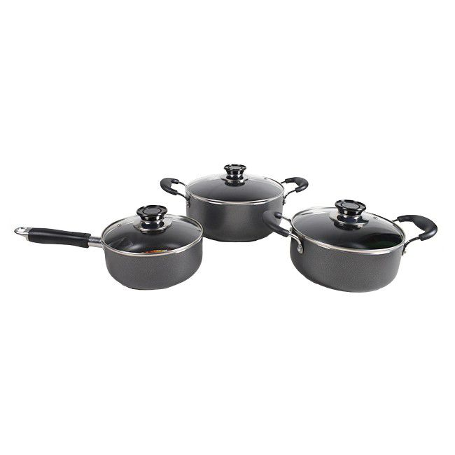 24,20,18 Non Stick Cookware Set