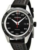 MONTBLANC TimeWalker Automatic Black Dial Men's Watch 116059