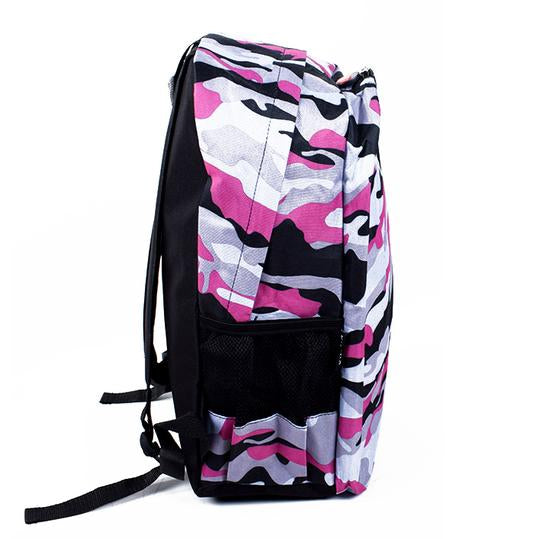 KINGS 18'' Computer backpack Pink Camo