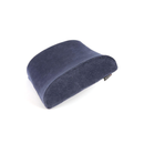 Cellini Lumber Support Memory Foam Travel Pillow