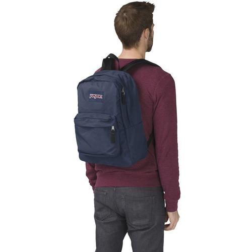 JanSport Superbreak Backpack | Navy