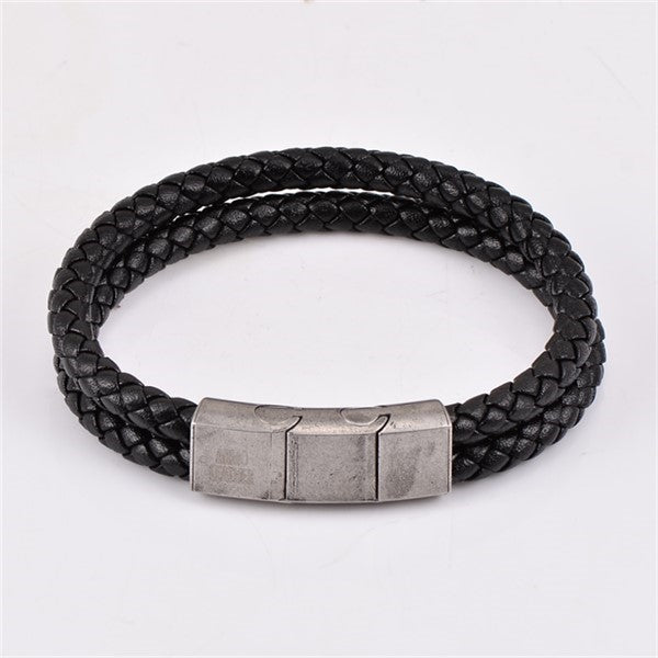 Armo Double Braided Black