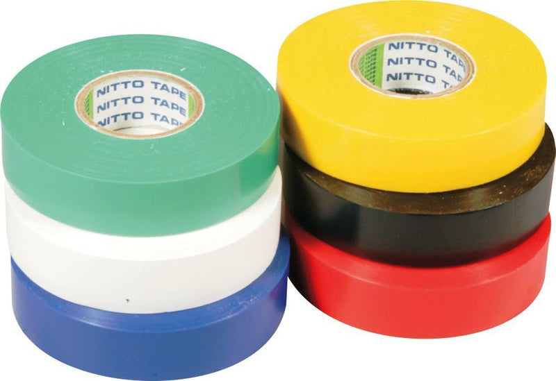 WHITE NITTO INSULATION TAPE