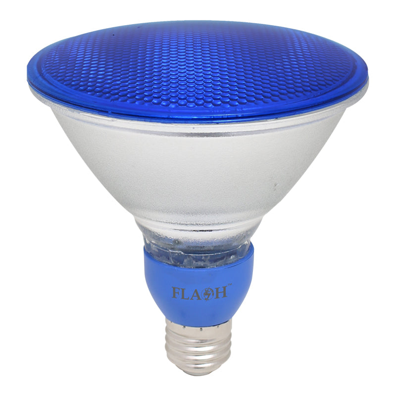 PAR 38 BLUE LED LAMP