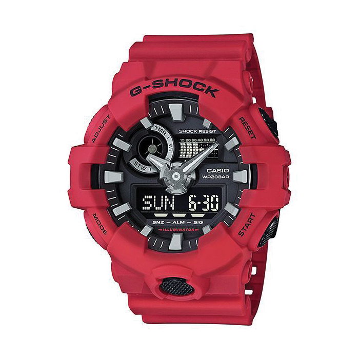 Casio G-Shock (GA-700-4ADR)