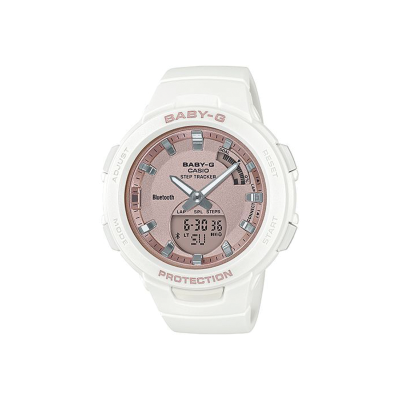 Casio Baby-G 100m Bluetooth Fitness (BSA-B100MF-7ADR)