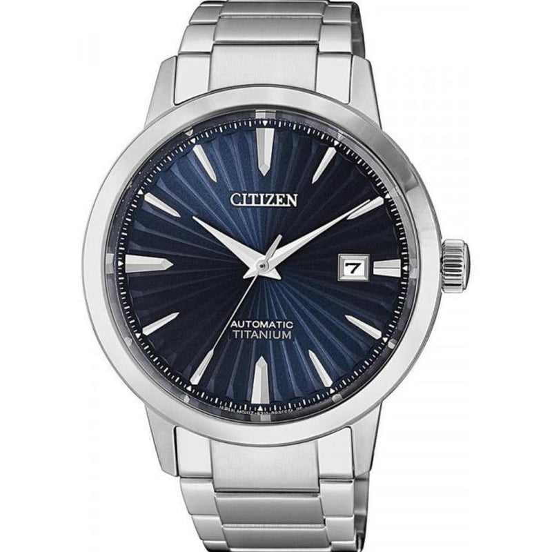 Citizen Automatic S.Titanium Men's watch NJ2180-89L