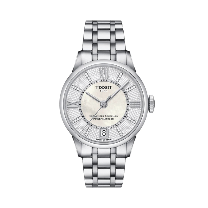 Tissot Chemin Des Tourelles Powermatic 80 lady - T099.207.11.116.00
