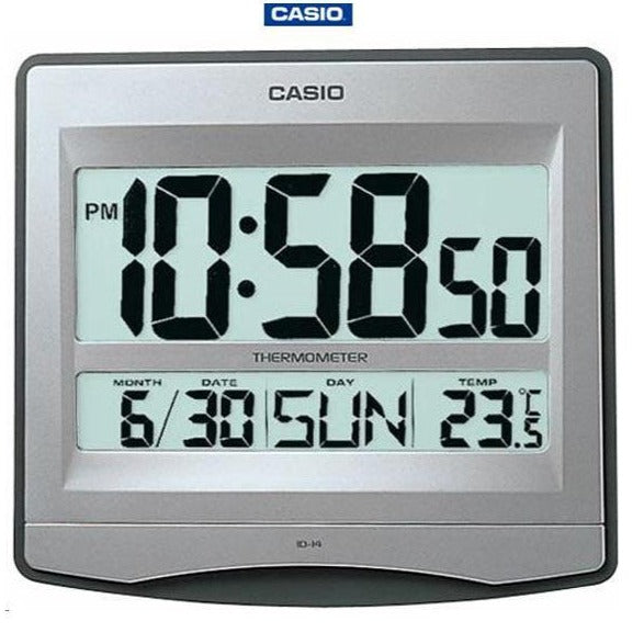 Casio Thermometer Alarm Clock ID-14S-8DF