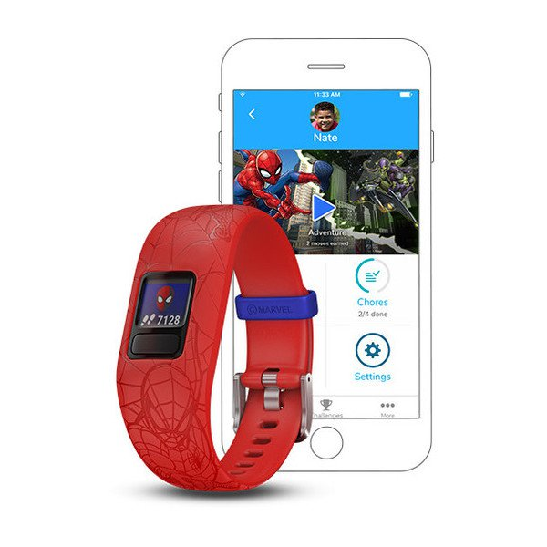 vívofit® jr. 2 Spider-Man – Red