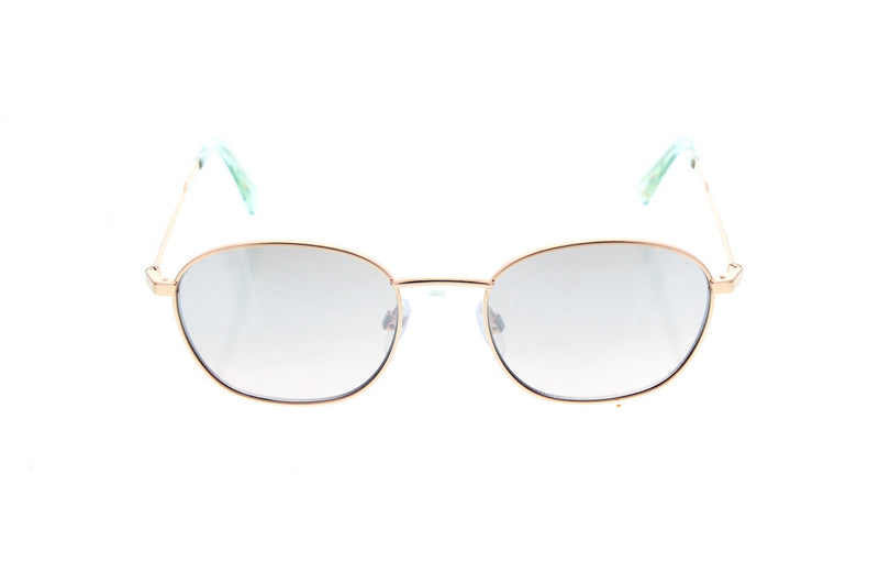 Diesel Gold/other frame with Bordeaux Mirror lenses