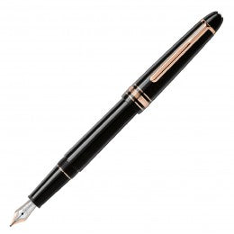 MONTBLANC Meisterstuck Red Gold-coated Classique Fountain pen M 112676