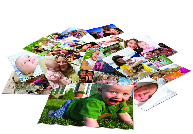 6by8inch (152mm x 203mm) Premium Photographic Paper Prints