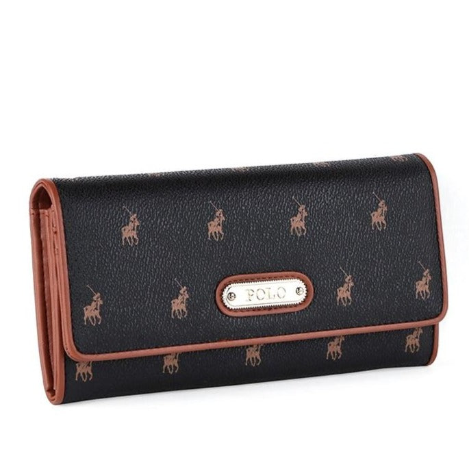 Polo Classic Clutch Purse