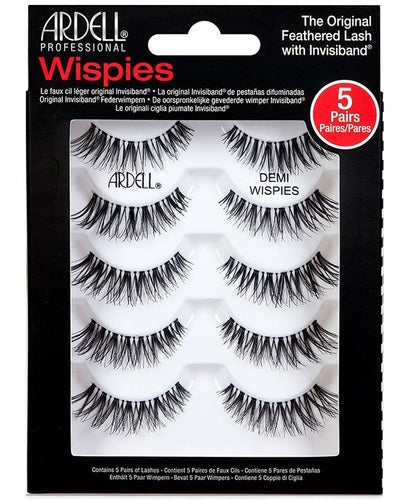 Ardell Demi Wispies Black 5PK