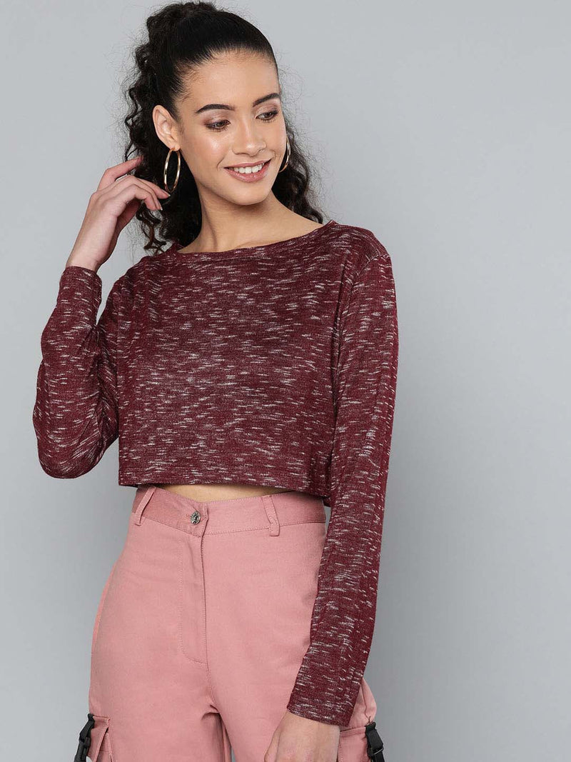 Loose Knit Top