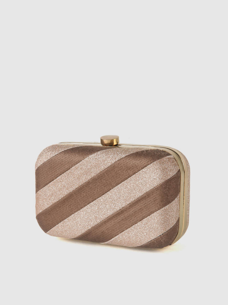 Stripped Box Clutch