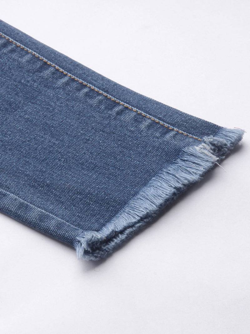 Bottom Frindges Jeans
