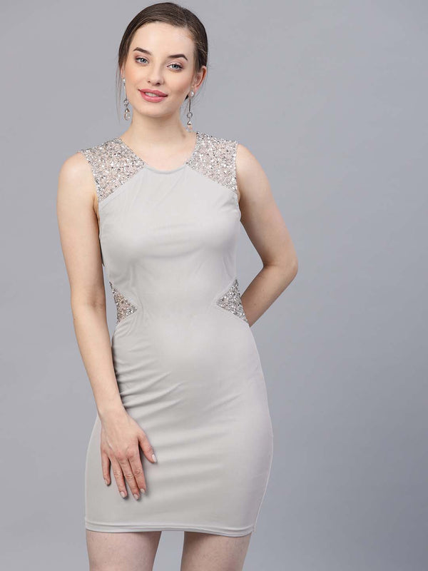 Sparkle Embellished Dress