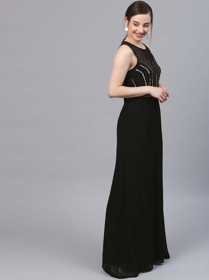 Sunray Maxi Dress