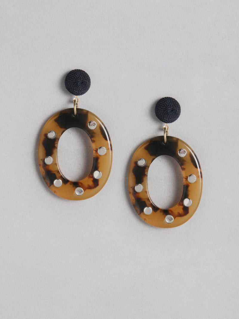 Studded Raisin Earring