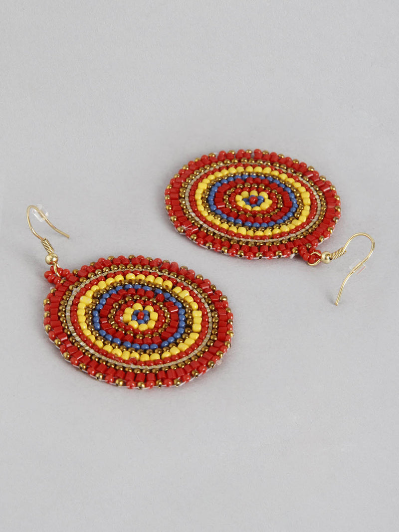 Multi Circle Earring