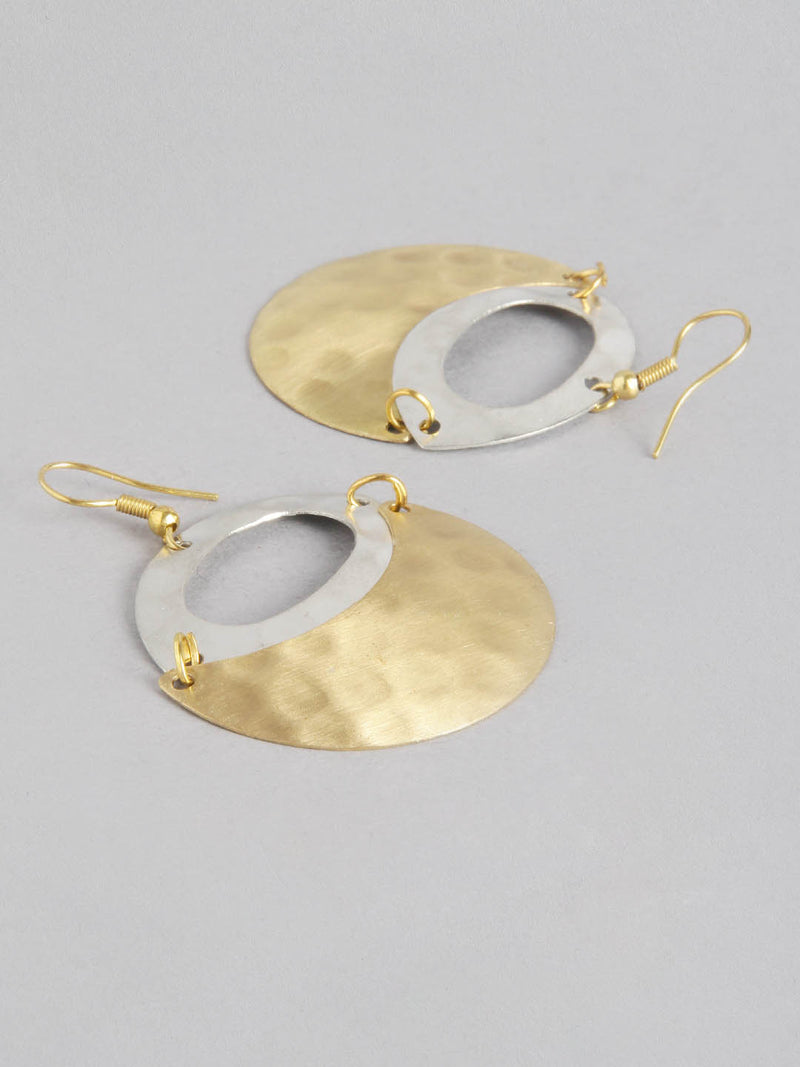 Small Oval Earring