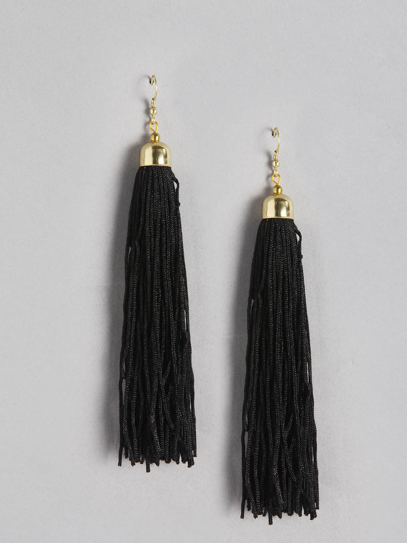 Thread Tussell Earring