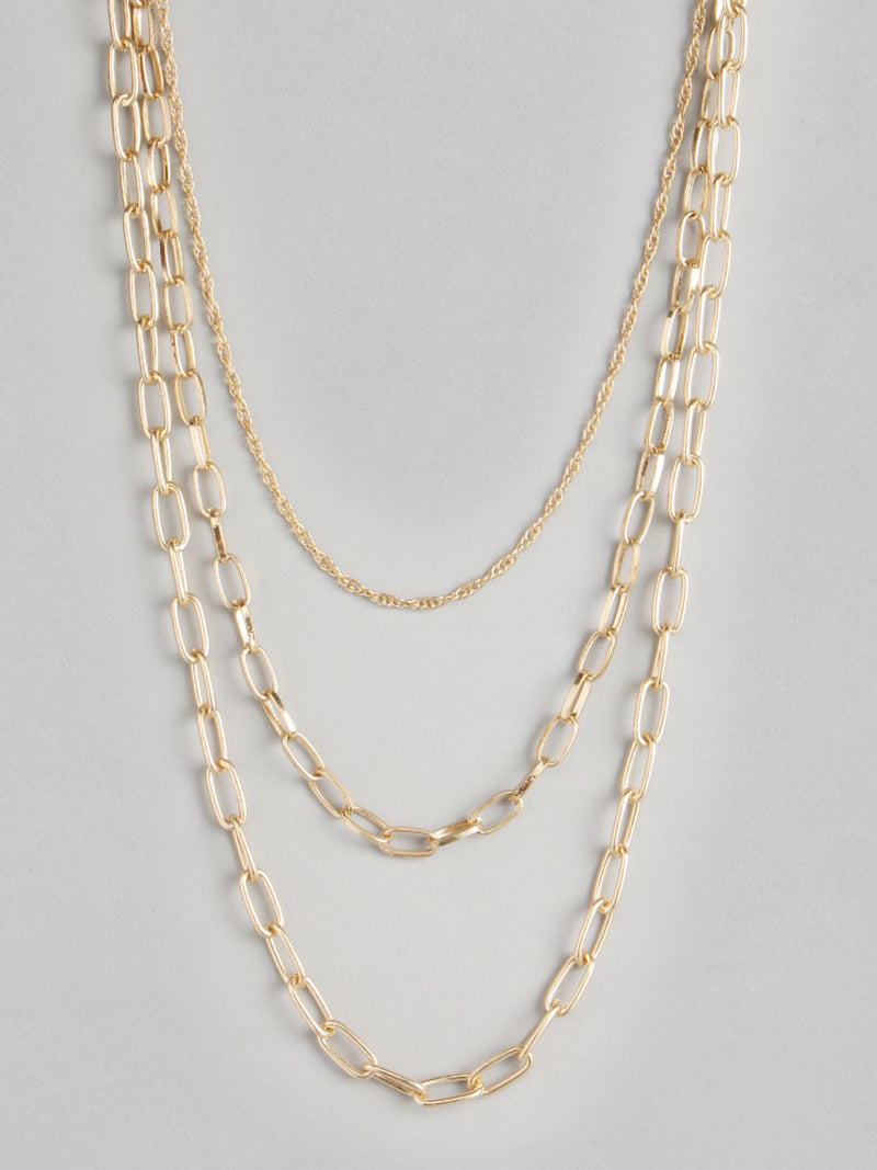 4 Chain Necklace