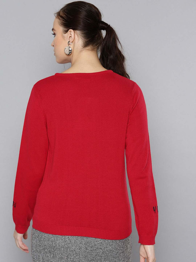 Roud Neck Sweater