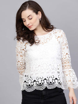 Gpo Lace Top