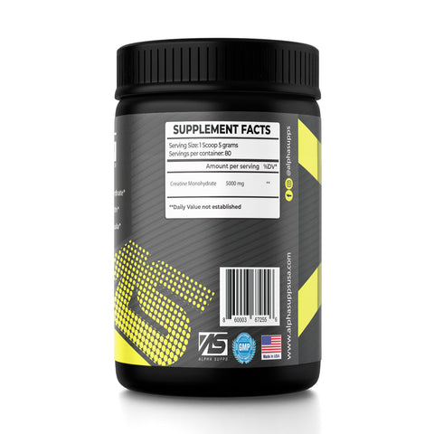 Alpha Supps Creatine