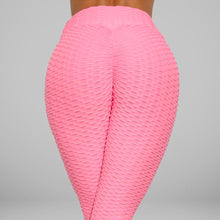 Load image into Gallery viewer, GYMKARTEL® ANTI-CELLULITE AND PUSH UP LEGGINGS - PINK