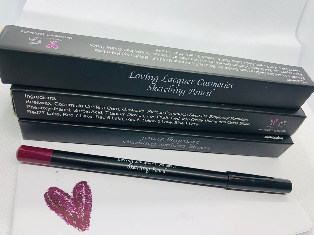 Sketching Pencil - Mosaic - Loving Lacquer Cosmetics
