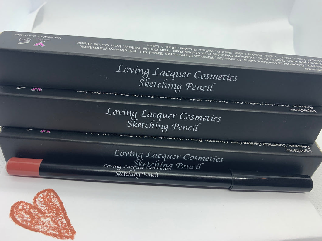 Sketching Pencil - Gallery - Loving Lacquer Cosmetics